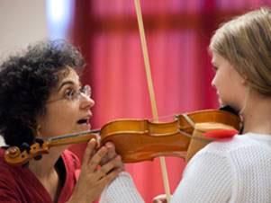 Team Building Atelier de Violino