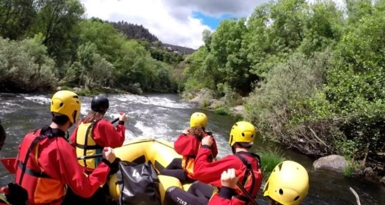 Formação Experiencial Equinócio - Team Rafting Challenge BNP