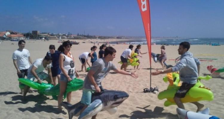 Deloitte - Beach Fun