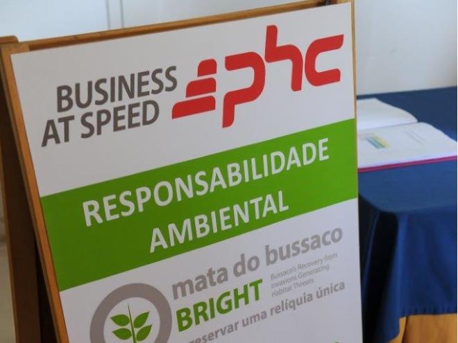 Responsabilidade Ambiental Equinócio - PHC