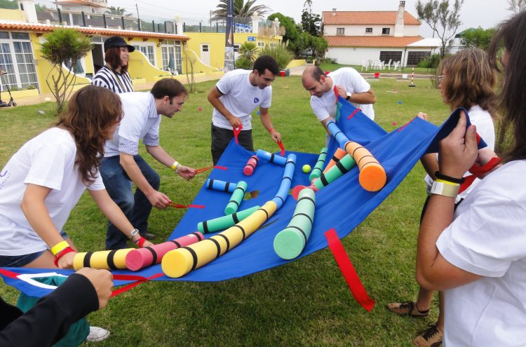 Teambuilding Equinócio - Fun Team Dynamics