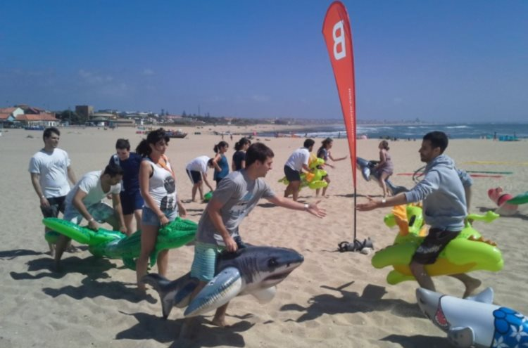 Deloitte - Beach Fun
