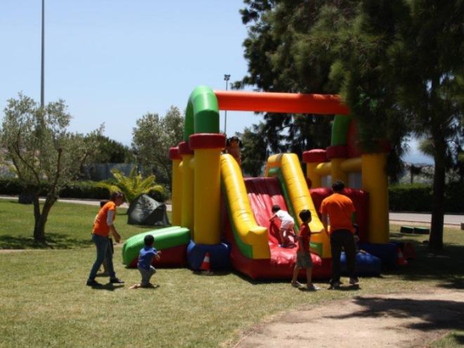 Responsabilidade Social Equinócio - Family Day