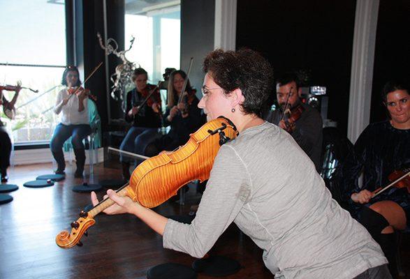 Atelier de Violino