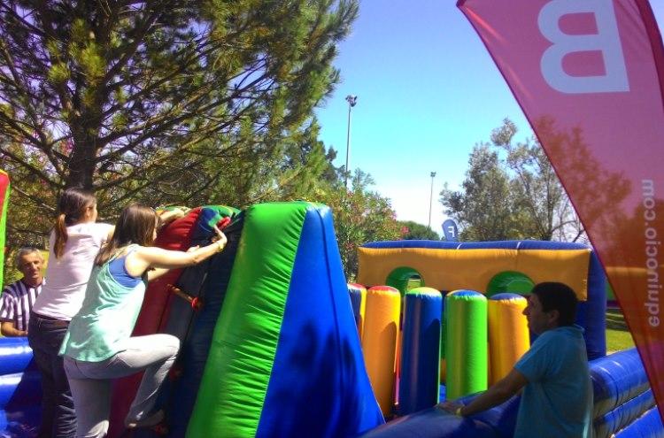Teambuilding Equinócio - Jogos sem Fronteiras PWC