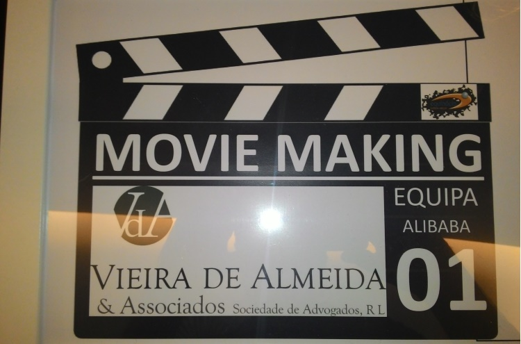 Teambuilding Equinócio - Movie Making VDA