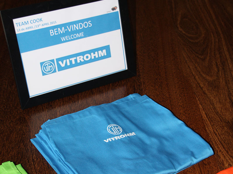 Vitrohm - Team Cook