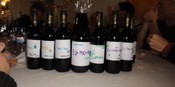 Teambuilding Equinócio - Wine Blending
