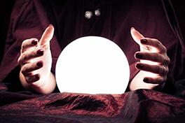 vidente, astrólogo de serviço